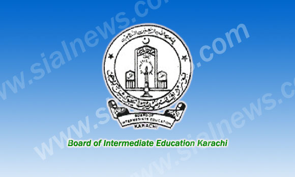 BIEK Karachi Board Inter (Part-2) 12th Class Result 2013 Commerce, Humanities, Special Students