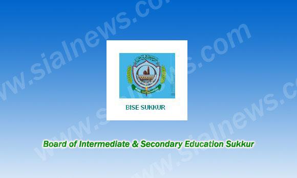 BISE Sukkur Board Intermediate (FA / F.Sc) Result 2013 announced