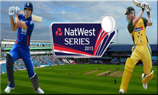 England vs Australia 2nd T20 Cricket Match on August 31, 2013
