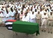 Funeral Prayer of ASWJ Spokesman Maulana Akbar Saeed Farooqi Offered