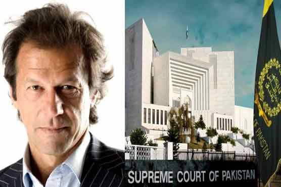 Contempt case: Imran submits fresh reply in SC