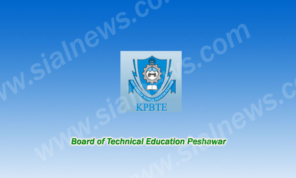 KPBTE Peshawar Technical Board DAE Annual Result 2013 Announced