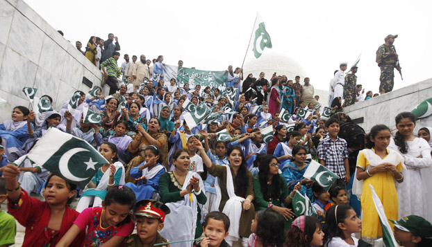66th Independence Day of Pakistan Celebrations – Live Updates