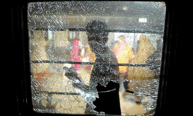 Rocket Attack on Jaffar Express near Machh, 4 Killed 25 injured
