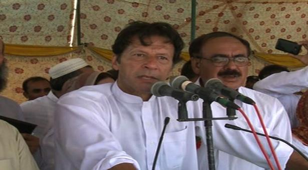 Lakki Marwat: Imran Khan slams Maulana Fazl Ur Rehman