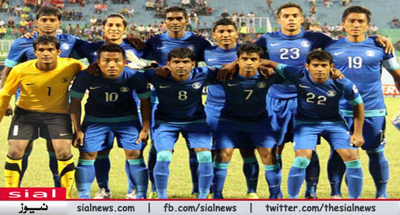 India beat Maldives to enter SAFF Championship 2013 Final