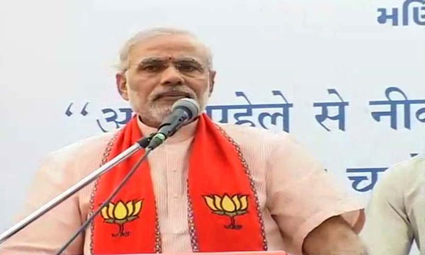 Narendra Modi attacks Nawaz Sharif for 'insulting' Manmohan Singh