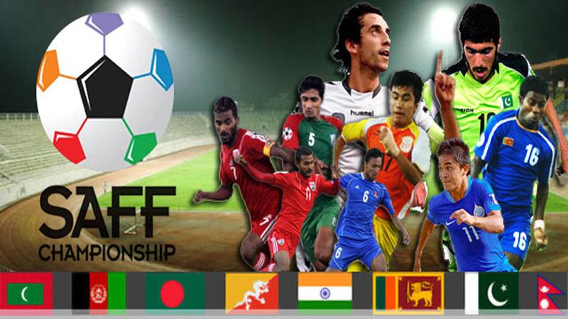 South asian football