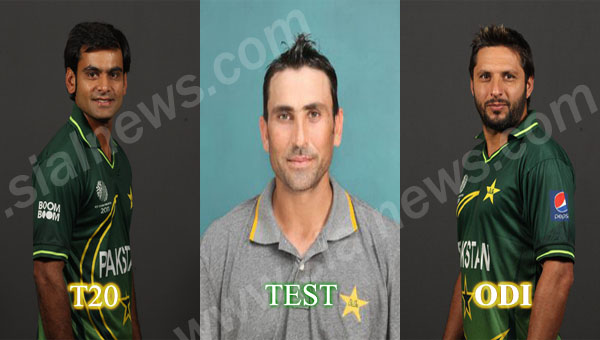 PCB Selection Committee to recommend separate captains for ODI, Test, & T20