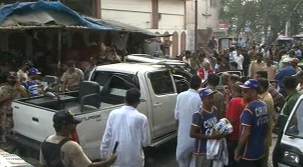 Shahid Bikik arrested in CID raid at Super Highway Karachi