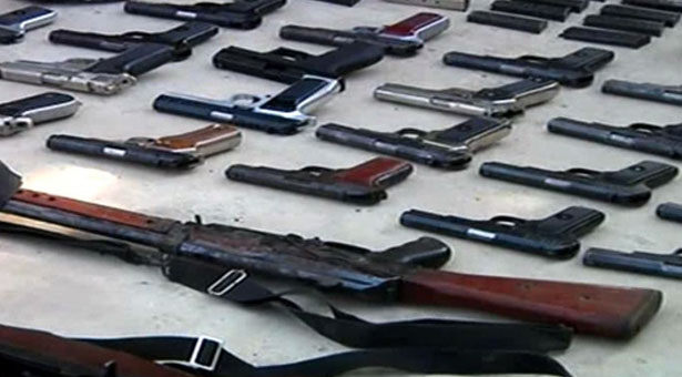 Sindh govt imposed ban on issuing new weapon licenses