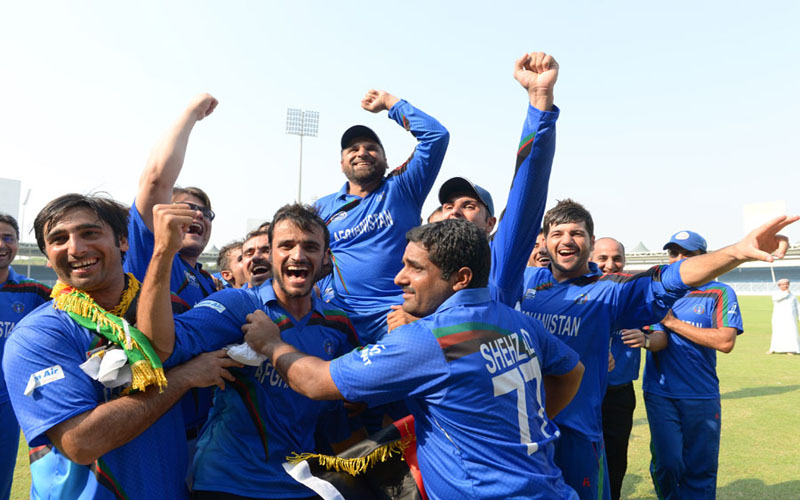 Afghanistan qualify for Cricket World Cup 2015