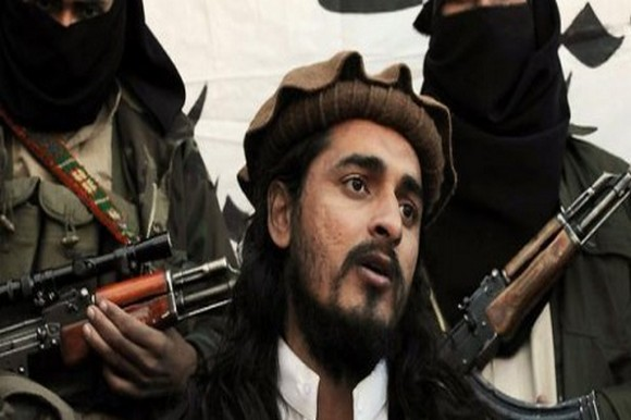 Talks through media not acceptable: Hakimullah