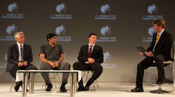 ICC launched World Test Championship to preserve Tests