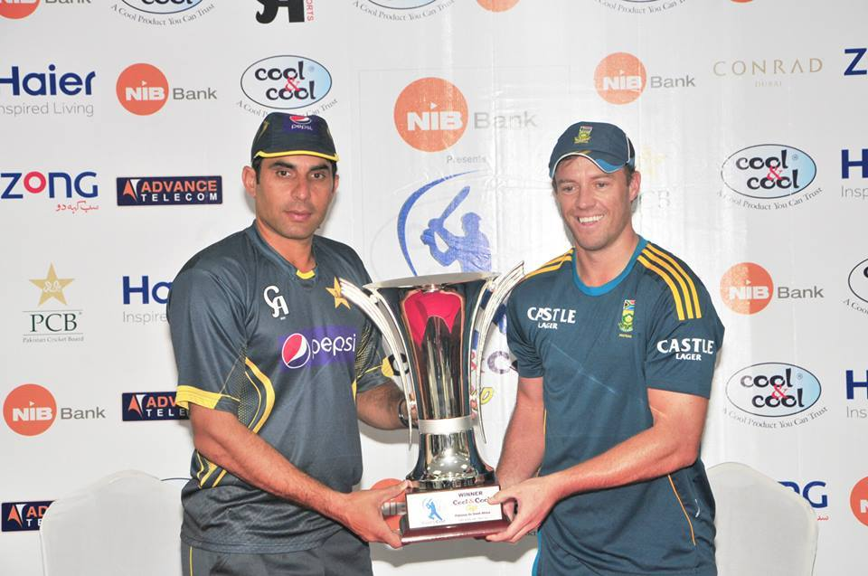 Pakistan vs South Africa 2nd ODI Match today in Dubai