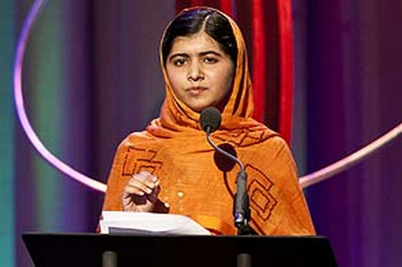 'Thank God I'm not dead' – Malala Yousafzai