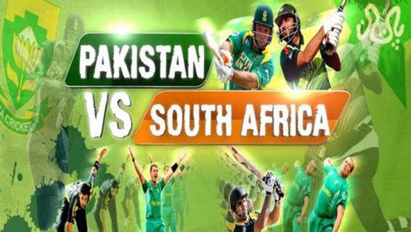 Pakistan vs South Africa Cricket Series 2013 Schedule & Fixtures