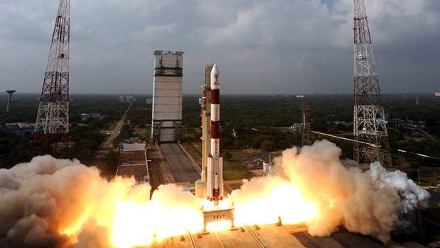 India successfully launched its first mission to Mars