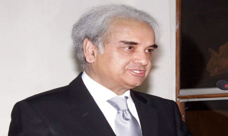 Justice Nasir ul Mulk take oath as acting Chief Election Commissioner today