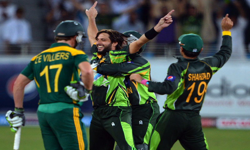 Pakistan Seek ODI Series Whitewash Against South Africa