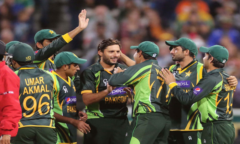 Pakistan beat South Afric ain 2nd T20 Cricket Match at Cape Town