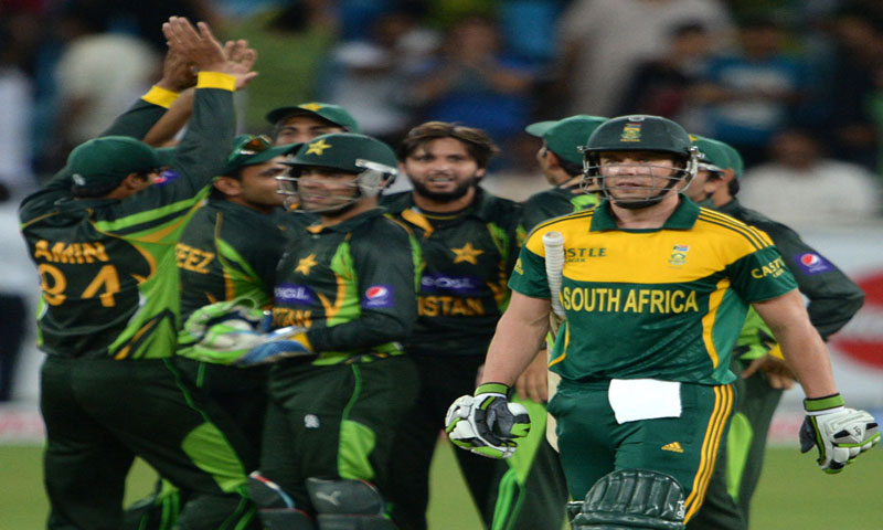 Pakistan defeat South Africa by 66 runs in 2nd ODI, level series by 1-1