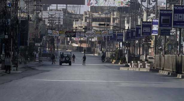 Govt. decided to end curfew in Rawalpindi, the army will remain on high alert