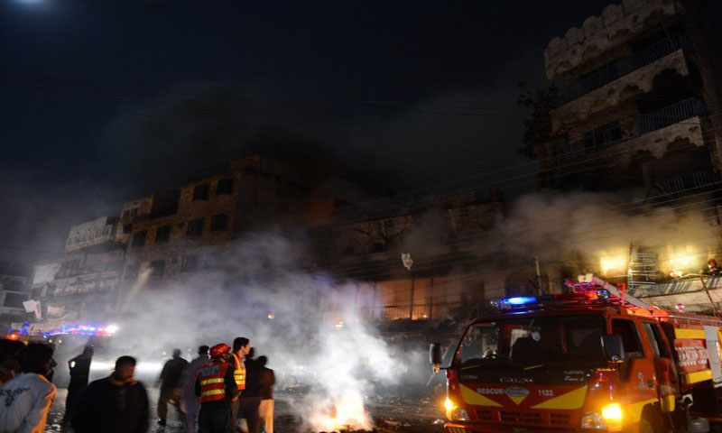 Ten Killed as two groups clash in Rawalpindi Muharram procession
