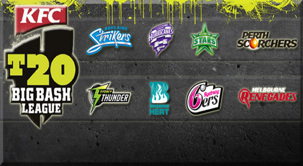 KFC Big Bash T20 League 2013-14 Schedule, Fixtures & Results