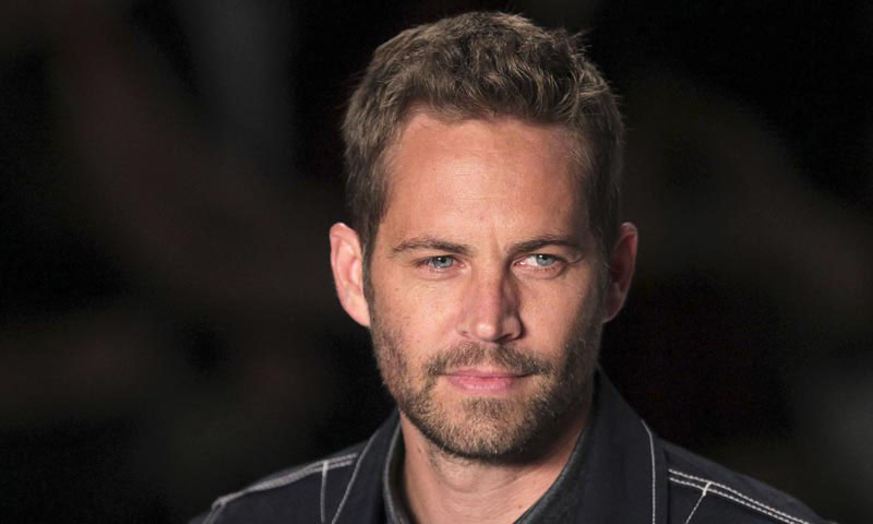 'Fast and Furious' actor Paul Walker died in car accident