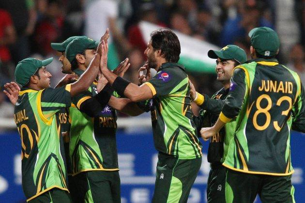 Pakistan face Sri Lanka in 1st T20 Match in Dubai