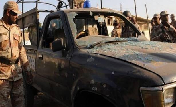 Blast in Karachi, injured 7 Rangers personnel