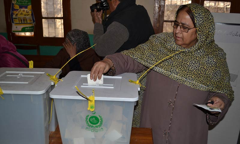Polling end, Vote count underway in Balochistan