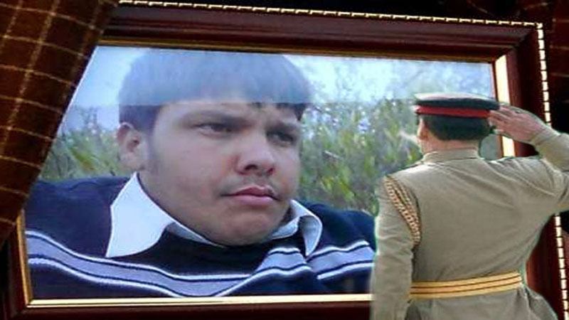 Army pays tribute to Aitzaz Hassan for his ultimate sacrifice