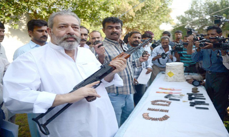 Funeral Prayer of Ch Aslam to be offered in Police HQ Garden