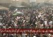 Funeral Prayers of School Children held in Nawabshah