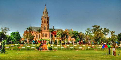 150 Years Celebration of Govt. College University Lahore