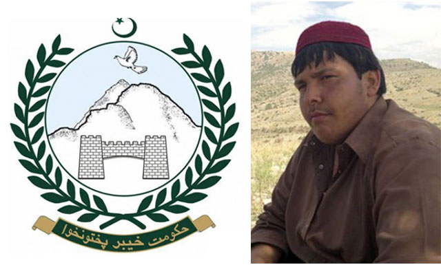 KPK Government late but prominent decision in honour of Aitzaz Hassan