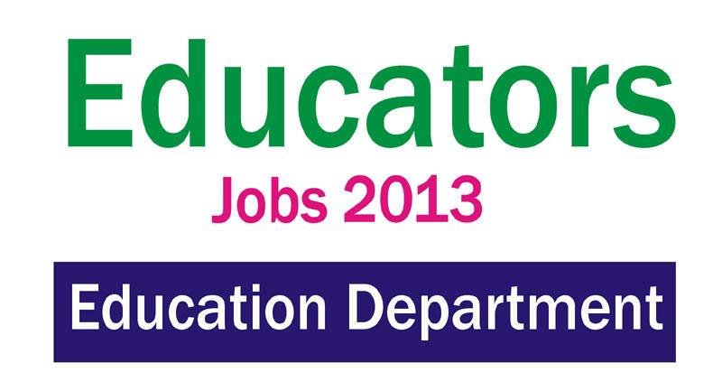 Punjab Educators Jobs Application Form 2013-2014