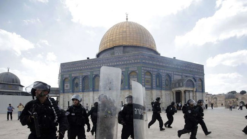Israel to limit Friday access to al-Aqsa mosque: Police