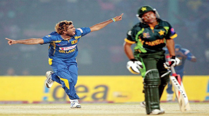 Sri LAnka Beat Pakistan