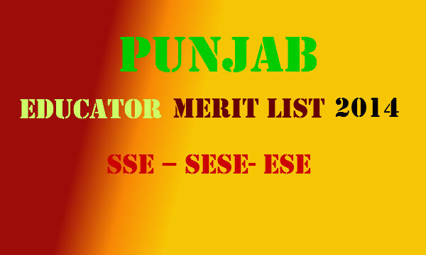 educator merit list