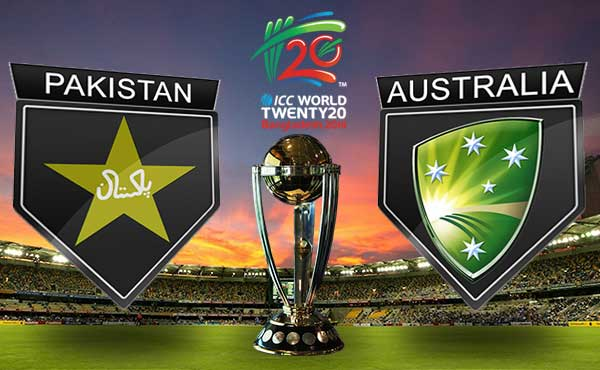 Pakistan vs Australia World T20 Cup Live Streaming 23rd March 2014
