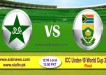 Pakistan vs South Africa Final Match ICC Under-19 World Cup 2014 Live Streaming