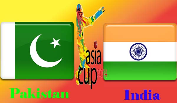 pakistan vs india asia cup 2014 hamaridunya.pk