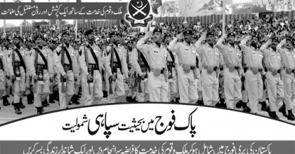 Pakistan Army Jobs 2014