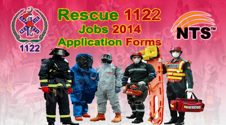 Download Application Forms Rescue 1122 Jobs 2014