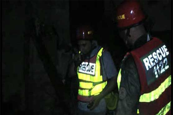 6 die as heavy rain cause roof collapse in Sialkot