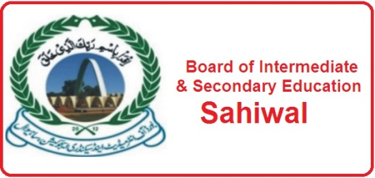 BISE Sahiwal Board Matric (10th Class) Result 2014 announced
