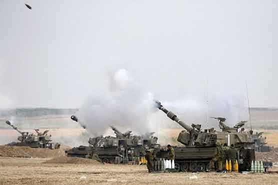 Gaza toll hits 573 on day 14 of Israeli operation